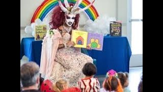 "Drag Queen Admits ""Story Hour"" Really is About 'Grooming' Children"