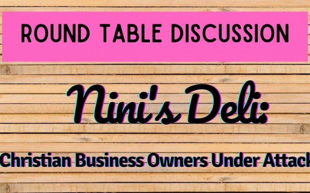 (#FSTT Round Table Discussion – Ep. 032)  Nini's Deli