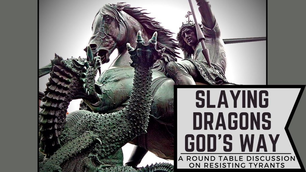 (#FSTT Round Table Discussion – Ep. 038) SLAYING DRAGONS GOD'S WAY