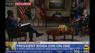 IF YOU STILL THINK JOE BIDEN (D) IS A FOOL, THEN MAYBE YOU'RE THE FOOL