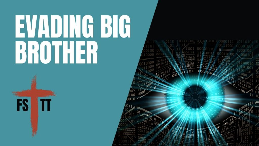 Join Our Email List to Evade Big Brother