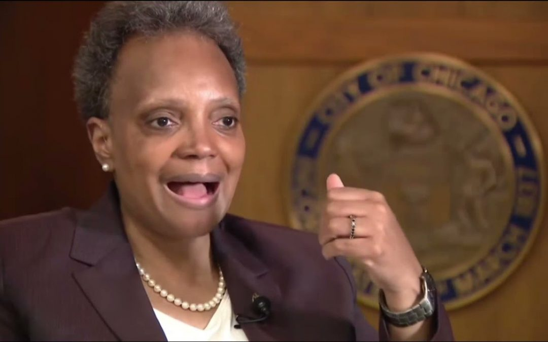 Mayor of Chicago Lives Out Critical Race Theory