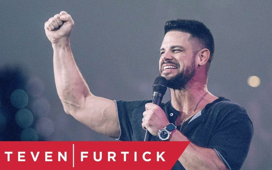 Run from Steven Furtick