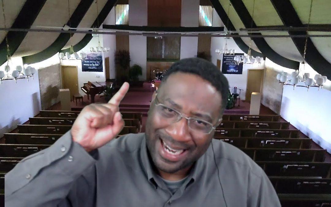 The Black Church is not Embracing Kamala