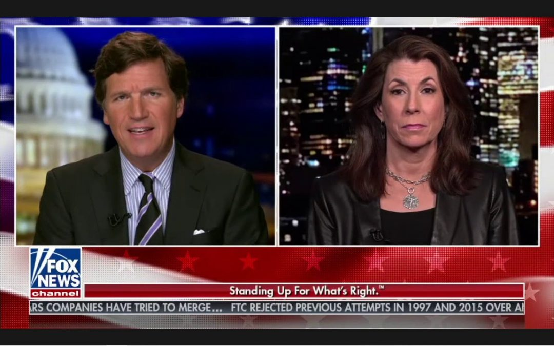 Tucker Carlson Affirms Transgenderism?