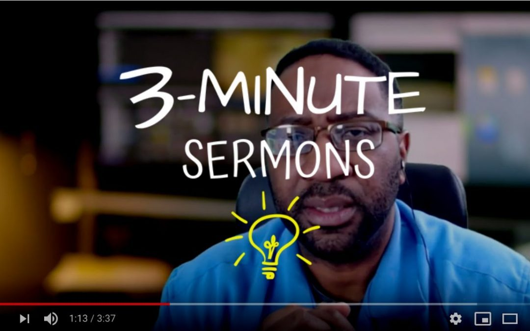 What Does God Think About Numbers?   (3 Minute Sermon)