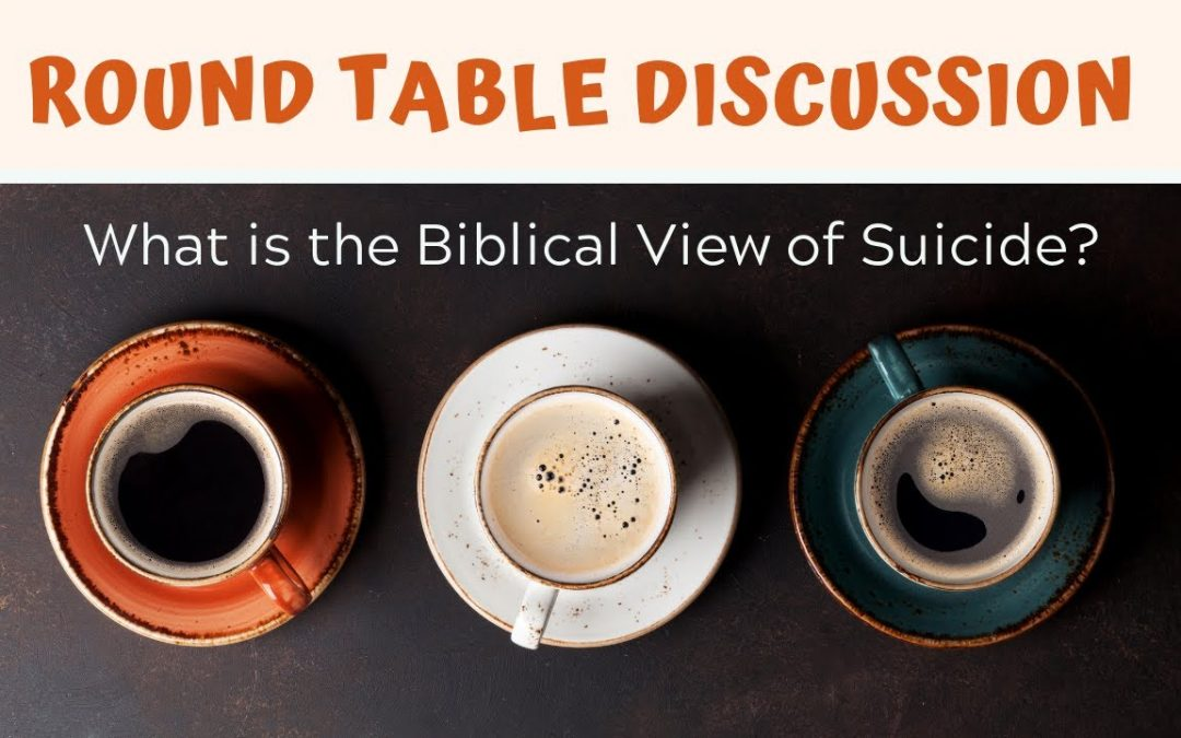 What is the Biblical View of Depression and Suicide?