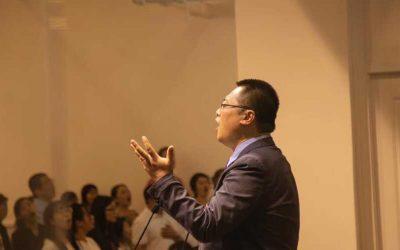 Pastor Wang Yi:  My Declaration of Faithful Disobedience